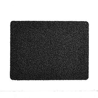 Hug Rug Outdoor Barrier Door Mat Charcoal 80 x 60cm