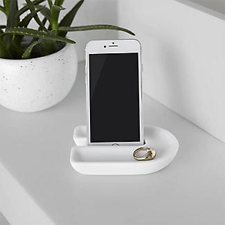 Umbra Junip Phone Stand and Accessories Holder alt image 2