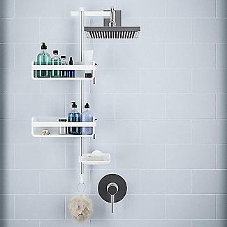 Umbra Flip Side Shower Caddy alt image 2