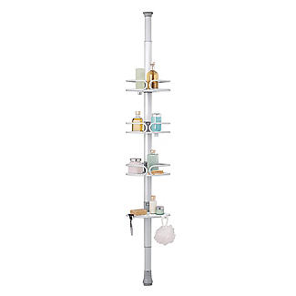 OXO Good Grips Extendable Corner Shower Caddy