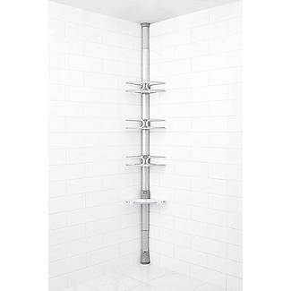 OXO Good Grips Extendable Corner Shower Caddy alt image 3
