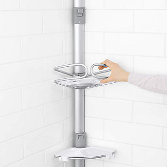 OXO Good Grips Extendable Corner Shower Caddy alt image 4