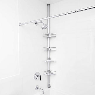 OXO Good Grips Extendable Corner Shower Caddy alt image 7