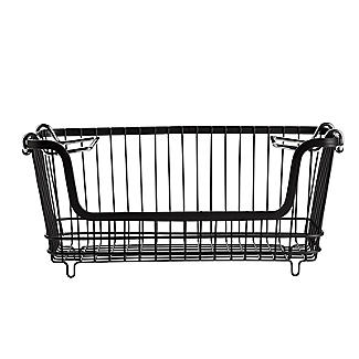 Lakeland Multi-Purpose Stackable Wire Storage Basket