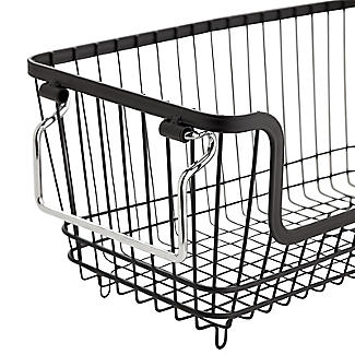Lakeland Multi-Purpose Stackable Wire Storage Basket alt image 5
