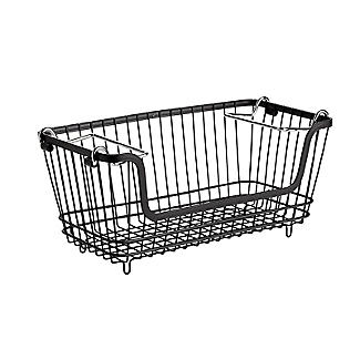 Lakeland Multi-Purpose Stackable Wire Storage Basket alt image 6