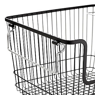 Lakeland Large Stackable Wire Basket alt image 5