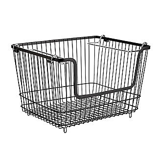 Lakeland Large Stackable Wire Basket alt image 6