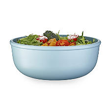 Mepal Cirqula Round Lidded Bowl Nordic Green 750ml
