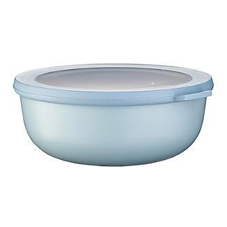 Mepal Cirqula Round Lidded Bowl Nordic Green 750ml alt image 3