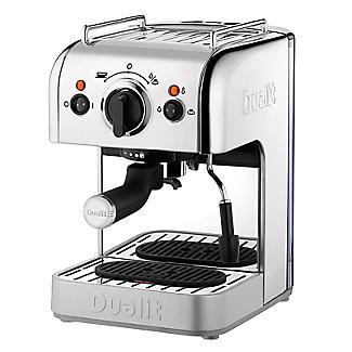 Dualit 3-in-1 MultiBrew Espresso Coffee Machine Silver DCM2X