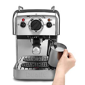 Dualit 3-in-1 MultiBrew Espresso Coffee Machine Silver DCM2X alt image 4