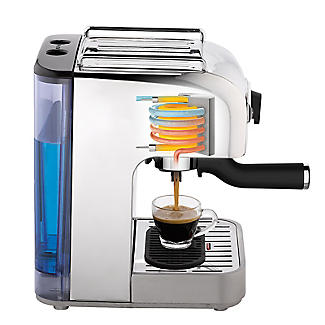 Dualit 3-in-1 MultiBrew Espresso Coffee Machine Silver DCM2X alt image 7