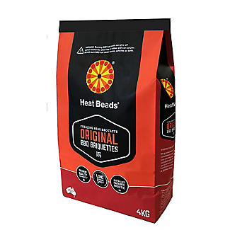 Heat Beads Original BBQ Briquettes 4kg