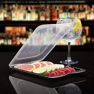 Tatay Cocktail Cold Cut Fridge Storage Box Black alt image 2