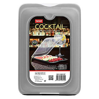 Tatay Cocktail Cold Cut Fridge Storage Box Black alt image 7