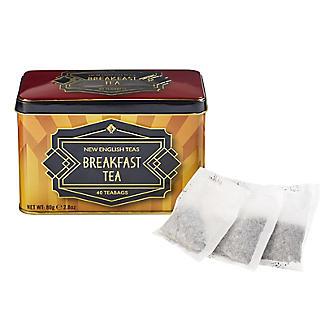 New English Teas Art Deco Tea Tin and Tea Bags – 40 Tea Bags