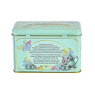 New English Teas Victorian Tea Tin and 40 Tea Bags alt image 5