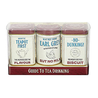 The Guide to Tea Mini Gift Pack 70g alt image 2