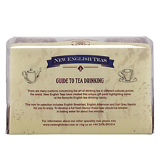The Guide to Tea Mini Gift Pack 70g alt image 4