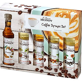 Monin coffee Syrup Set alt image 2