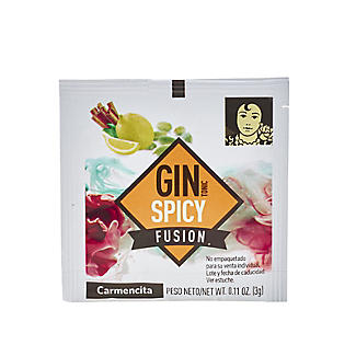 Carmencita Gin Fusion Botanical 'Teabags' for Gin Spicy – Pack of 10 alt image 3