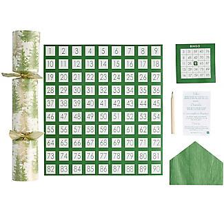 6 Cotswold Tree Bingo Christmas Crackers