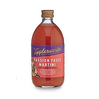 Tipplesworth Passion Fruit Martini Mixer 500ml