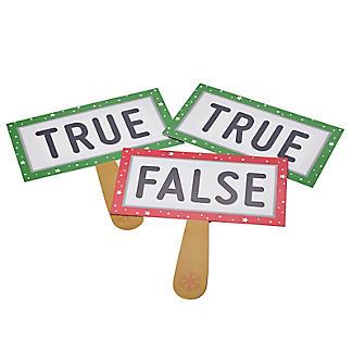 True or False Christmas Quiz Game alt image 2