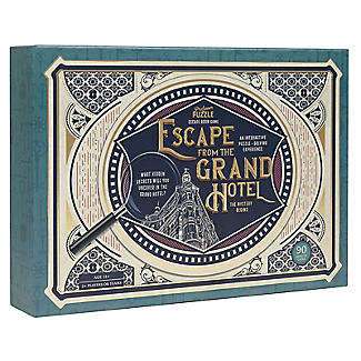 Escape from the Grand Hotel Board Game - 2-8 Players alt image 7