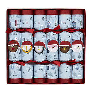 Racing Festive Friends Christmas Crackers – Pack of 6