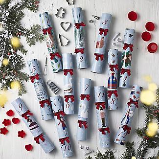 Lakeland 12 Days of Christmas Crackers Pack Of 12 alt image 2