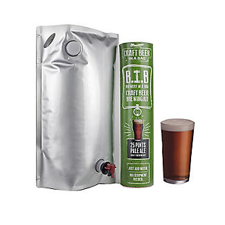 Muntons Brewery In A Bag Craft Beer Brewing Kit – Pale Ale 25 Pints