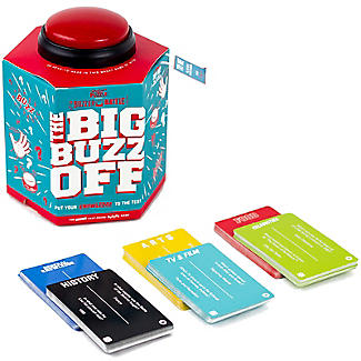 The Big Buzz Off Table Quiz Game
