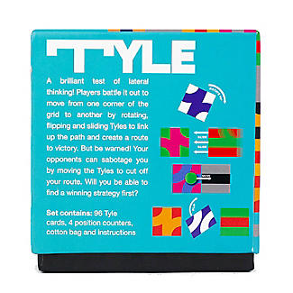 Tyle Lateral Thinking Table Game - 2-4 Players alt image 5