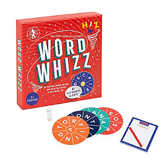 Word Whizz Table Game - 2-4 Players