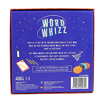 Word Whizz Table Game - 2-4 Players alt image 3