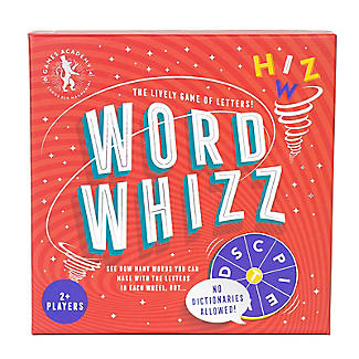 Word Whizz Table Game - 2-4 Players alt image 4