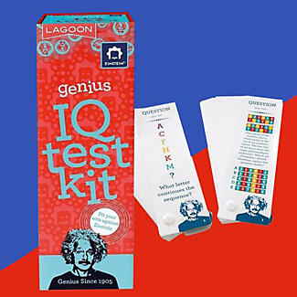 Einstein Genius IQ Test Kit - 2 Full Tests alt image 2