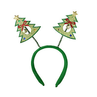 Novelty Christmas Trees Headband