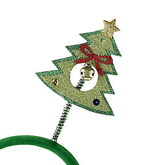 Novelty Christmas Trees Headband alt image 2