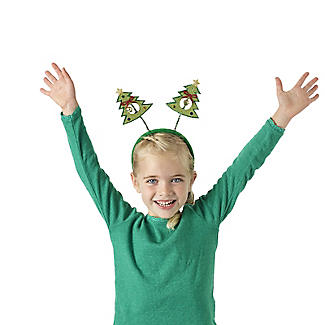 Novelty Christmas Trees Headband alt image 3