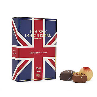 House of Dorchester Book Box of British Selection Truffles 70g alt image 2