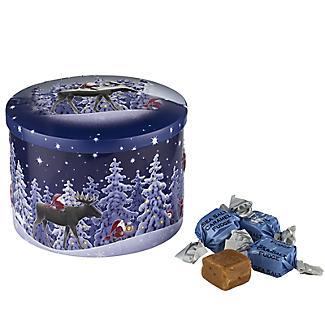 Gardiner's Christmas Sea Salt & Caramel Fudge Tin 200g