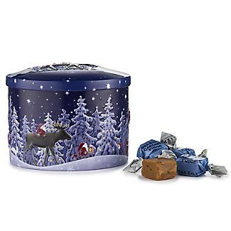 Gardiner's Christmas Sea Salt & Caramel Fudge Tin 200g alt image 2
