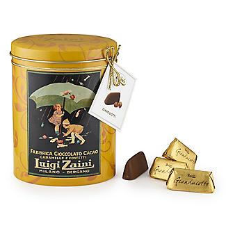 Zaini Gianduiotti Hazelnut Chocolates Tin 186g