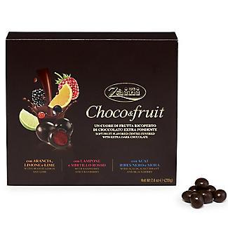 Zaini Choco & Fruit Dark Chocolates with Soft Fruit Centres 210g
