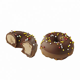 Happy News Mini Caramel Cream Doughnut Chocolates 75g alt image 2