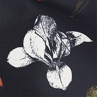 RHS Irises and Hellebores Washbag  alt image 3