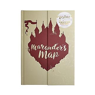 Harry Potter Marauder's Map A5 Notebook alt image 2